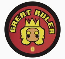 Great Ruler (Orange) Kids Clothes