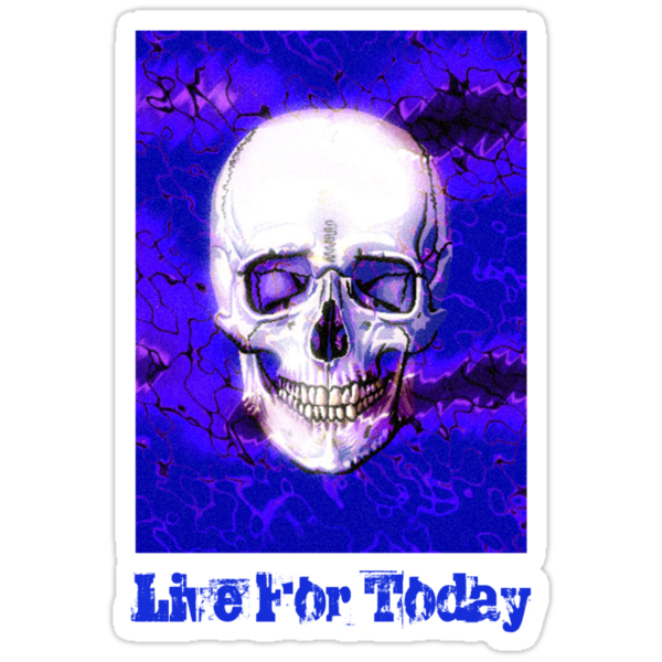 T Shirt Live For Today by ljm000