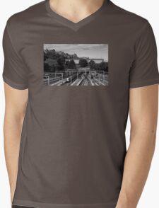 Edinburgh Express Mens V-Neck T-Shirt