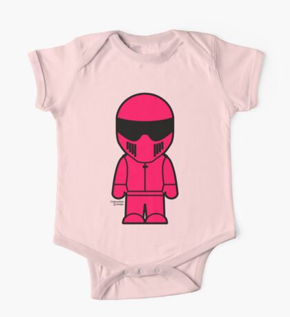 The Stig - Pink Stig One Piece - Short Sleeve