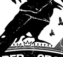 Bioshock Infinite - Murder of Crows Vigor shirt Sticker