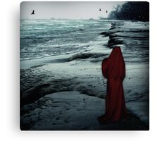 The Rolling Tide Canvas Print