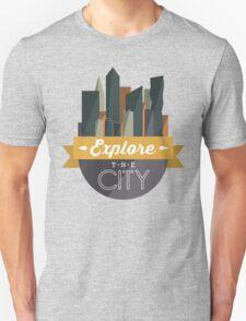 City Explorer Unisex T-Shirt