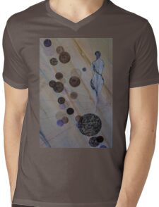 Within Reach Figurative Michaela Miller Artist Mens V-Neck T-Shirt