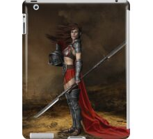 Bellona, Roman Goddess of War iPad Case/Skin