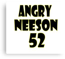 ANGRYNEESON52 - Clash Of Clans 2015 Canvas Print