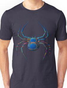 Psychadelic Spider Unisex T-Shirt