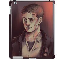 Rick Macy iPad Case/Skin