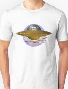 Green Martian T-Shirt