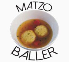 Matzo Baller by Marissa  Siegel