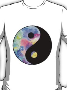 Pastel Ying Yang T-Shirt