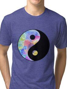 Pastel Ying Yang Tri-blend T-Shirt