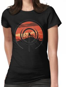 The Unlimited Bladeworks Womens Fitted T-Shirt