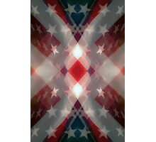 Pride In Old Glory Photographic Print