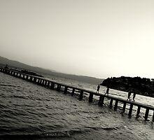 Ohrid by Ivana Ivanova Milcinoska