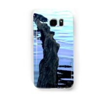 Reflections and waves Samsung Galaxy Case/Skin