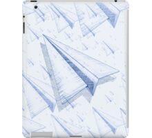 Paper Airplane 100 iPad Case/Skin