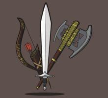 The Fellowship by Burgernator