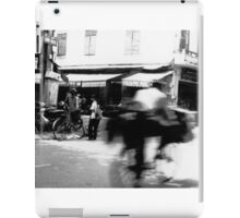 Cyclists, Hanoi iPad Case/Skin