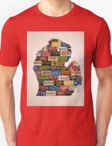 Great Plate State  Lower Peninsula T-Shirt