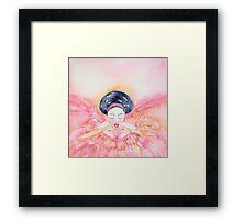 Piccola 'Le Ballerine Piccoline'  © Patricia Vannucci 2008  Framed Print