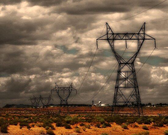Powerlines by JeniGoci
