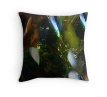 Indefinite in Duration Throw Pillow