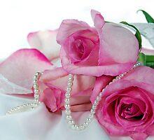 Pink 'N Pearls by Maria Dryfhout