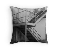 The Stair Case Throw Pillow