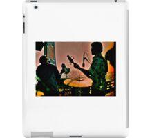 The Monroe by the seashore  iPad Case/Skin
