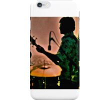 The Monroe by the seashore  iPhone Case/Skin