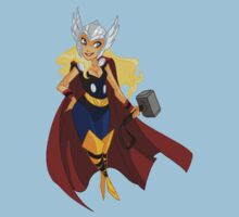 Ms Thor by capnflynn