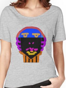 vivid face Women's Relaxed Fit T-Shirt