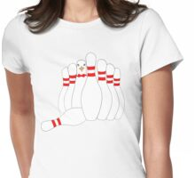 Pins Womens Fitted T-Shirt
