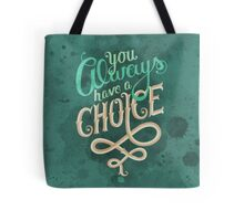 Supernatural Dean Winchester Quote Tote Bag