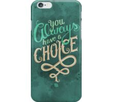 Supernatural Dean Winchester Quote iPhone Case/Skin