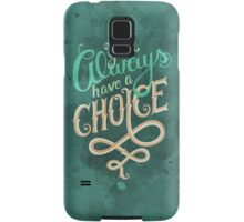 Supernatural Dean Winchester Quote Samsung Galaxy Case/Skin