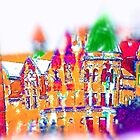 Queens Park Toronto-Available As Art Prints-Mugs,Cases,Duvets,T Shirts,Stickers,etc by Robert Burns