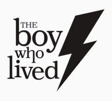 The Boy Who Lived by wehaveissues