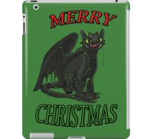 Toothless - Merry Christmas iPad Case/Skin