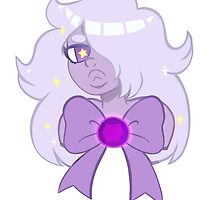 Amethyst by cluelesswonder