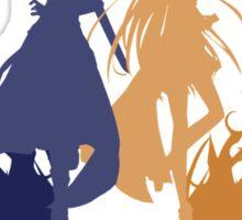 Sword Art Online: Kirito and Asuna Sticker