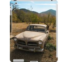 Orchard Volvo #1 iPad Case/Skin