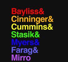UM Rainbow Name Unisex T-Shirt