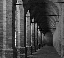 Arches at L' Agenzia di Pollenzo by MaluC