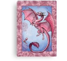 The Dragon of Spring Canvas Print