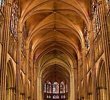 St Pierre et St Paul CathedralTroyes. France by MaluC