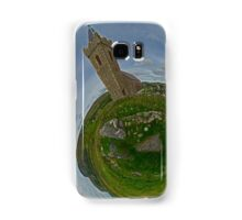 Glencolmcille Church - Sky Out Samsung Galaxy Case/Skin