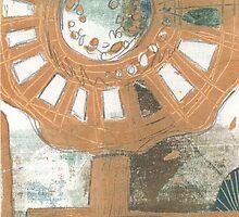 Flower Wheel by taylorhayesart