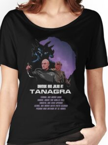 Darmok and Jalad at Tanagra Women's Relaxed Fit T-Shirt